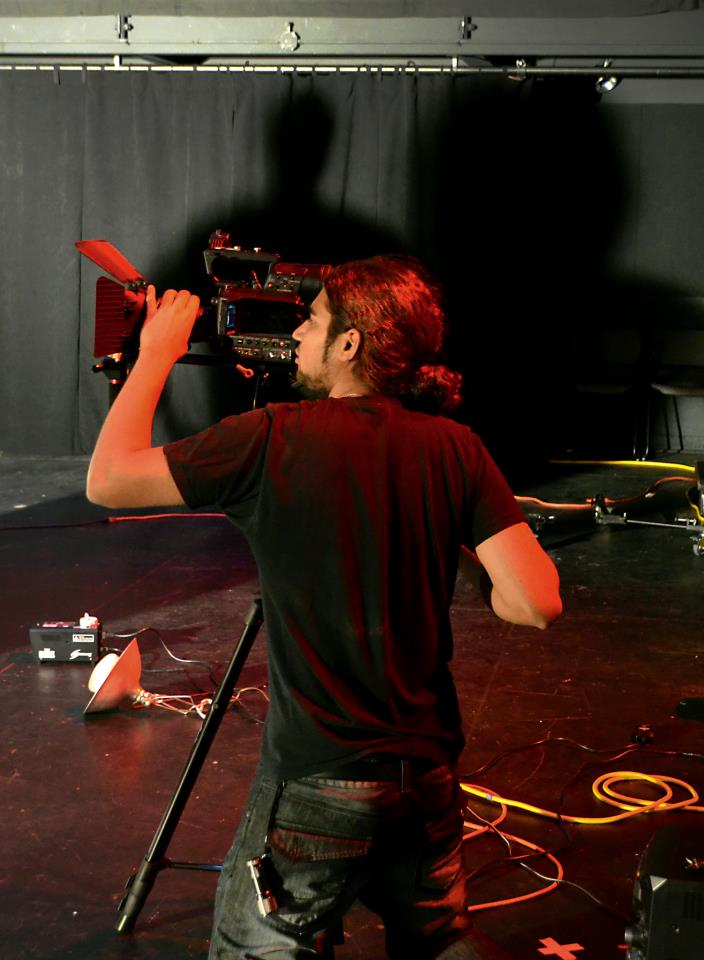 Devin Filming